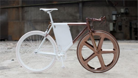 Peugeot Design Laboratory DL121 Bicycle