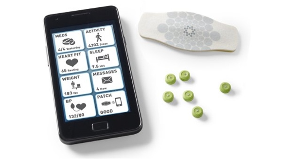 Ingestible Sensors Approved by FDA