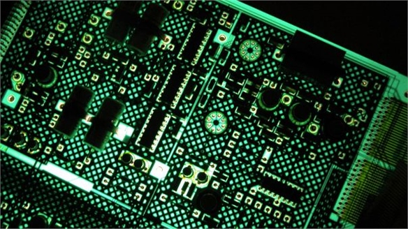 Water-Dissolvable Circuit Boards