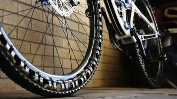 Airless Tyre Design