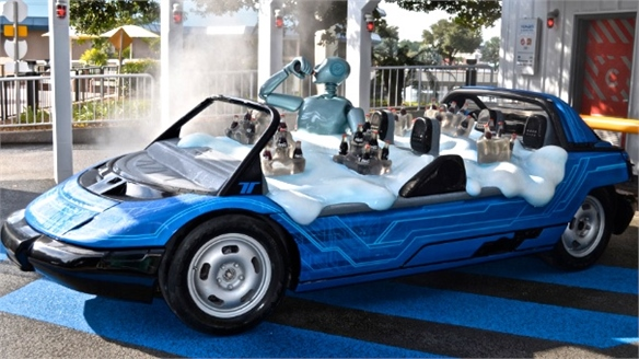 Test Track: Disney Driving Experience