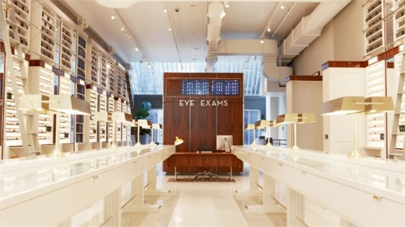 Warby Parker Flagship, NYC Fuels On/Offline Convergence