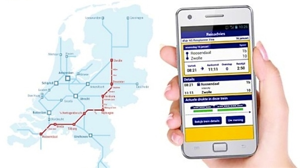 Smart Travel: Reisplanner Xtra App