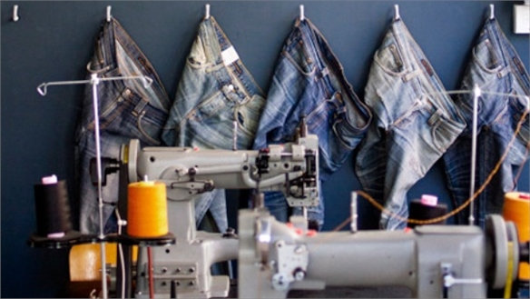 Nudie Jeans' Denim Repair Shop