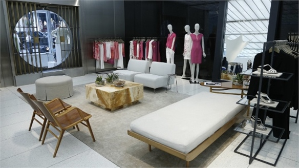 Elie Tahari's Experimental Pop-Up, New York