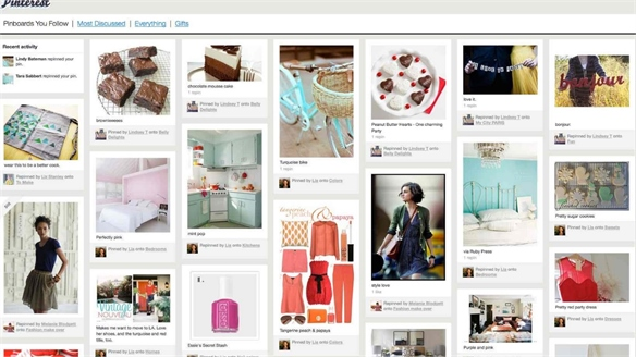 Airline BMI's Pinterest Lottery