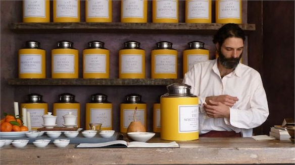 Bellocq: Tea Goes Upmarket