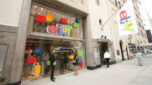 Ebay's London Pop-Up Shop