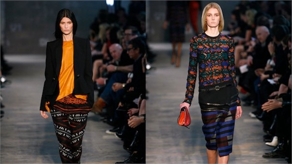 Proenza Schouler: NY Fashion Week A/W 2011-12