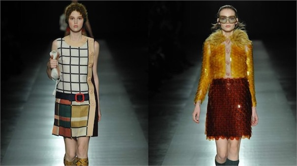 Prada – Milan Fashion Week A/W 2011-12