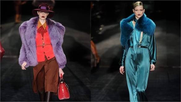 Gucci – Milan Fashion Week A/W 2011–12