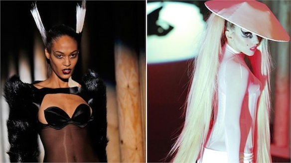 Mugler - Paris Fashion Week A/W 2011-12