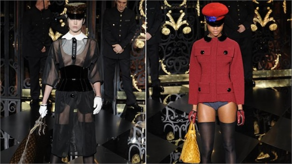 Louis Vuitton: Paris Fashion Week A/W 2011-12