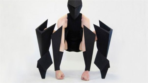 Carbon Life Ballet Costumes by Gareth Pugh