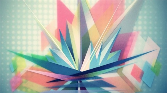 Francesco Lo Castro: Geometric Layered Artwork