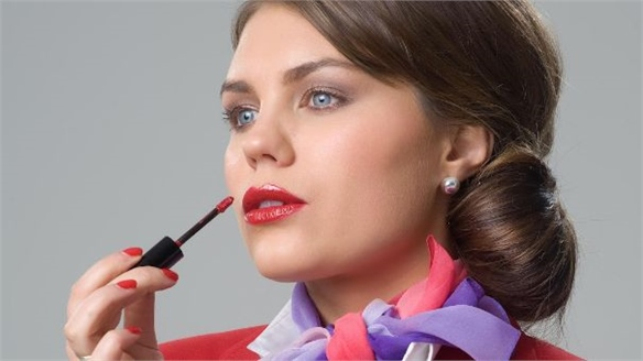 Virgin Atlantic Launches Signature Red Lipstick