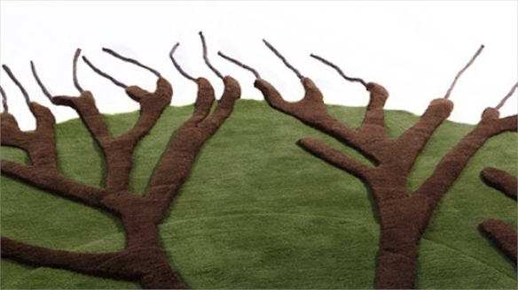 Roots Rug by Matali Crasset