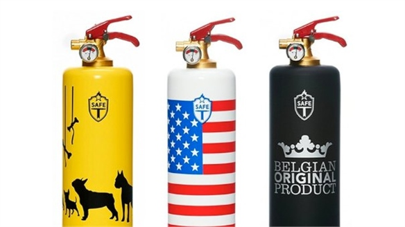 Stylish Extinguishers