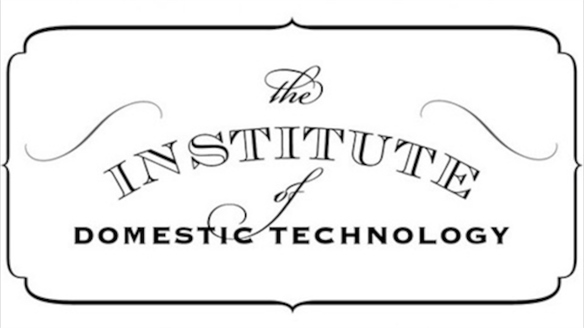 The Institute of Domestic Technology