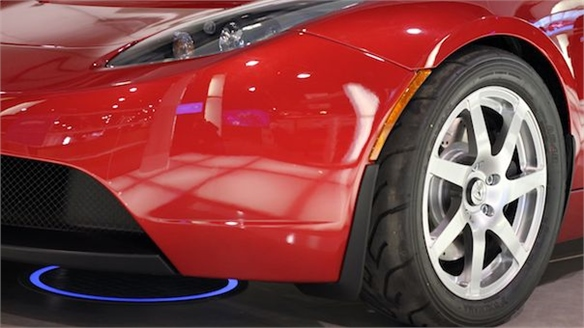 Wireless Charging Turns Automotive
