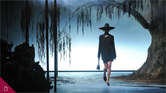 Catwalk A/W 2011: Show Spaces