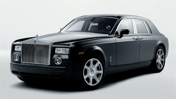 Electric Rolls-Royce Phantom