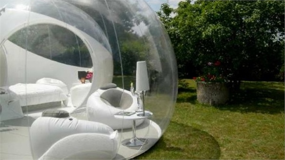 Bubbletecture for the Home: Casabubble and AirClad