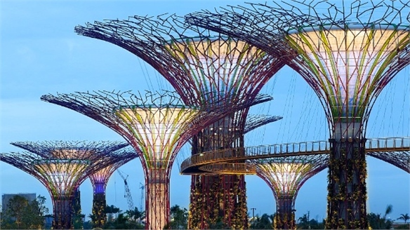 Future Nature: Gardens By The Bay, Singapore