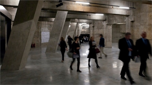 The Tanks: New Galleries at the Tate Modern, London