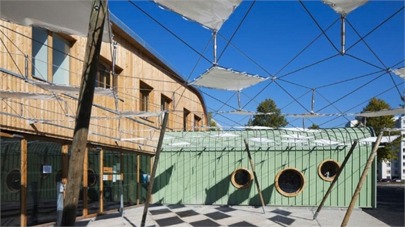 Child-Centric School Design, France