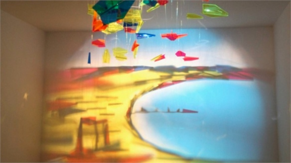 Rashad Alakbarov's Light Artworks
