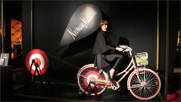 Target and Neiman Marcus One-Day Pop-Up Store, NY