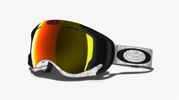 Oakley Airwave Goggles with HUD and GPS