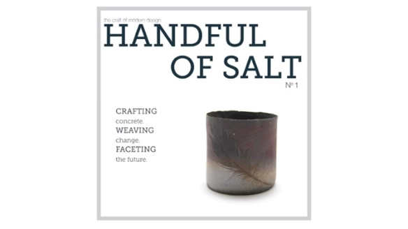 Handful of Salt: Magazine Launch