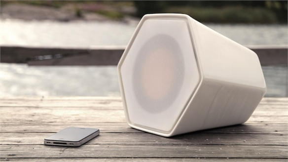 Unmonday 4.3L speaker