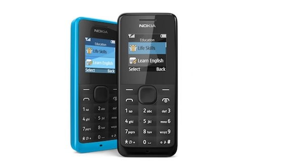 Nokia launches $20 phone