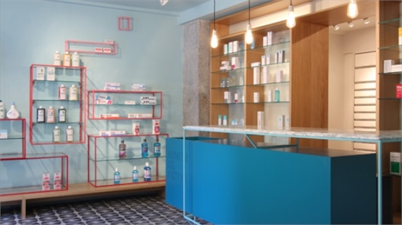 Fabulous Pharmacy, Madrid