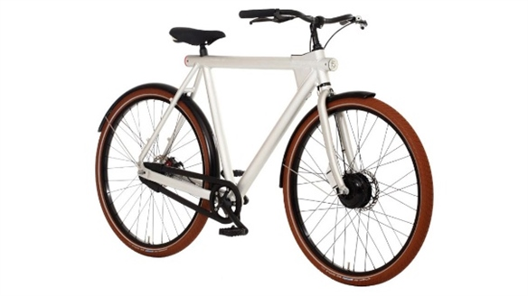 Vanmoof 10: The Intelligent Commuter Bike