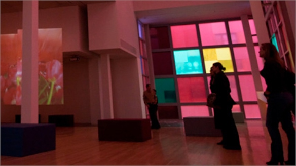 Pipilotti Rist's Immersive Colour