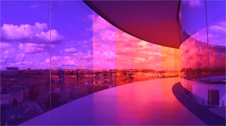 Olafur Eliasson Your Rainbow Panorama Stylus Innovation Research Amp Advisory