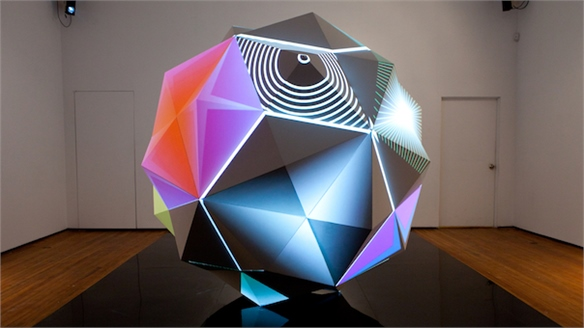 Dev Harlan: Projection Mapping
