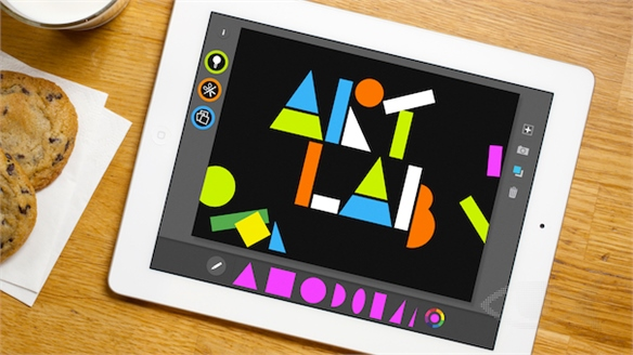 MoMA's Art Lab App for Kids
