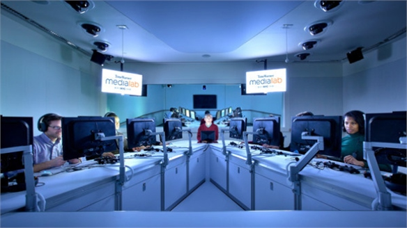 Time Warner's Media Lab
