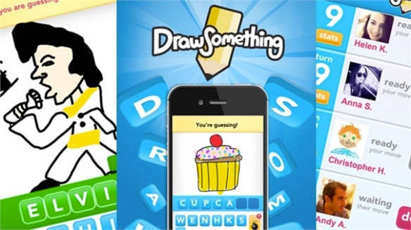 Draw Something Social