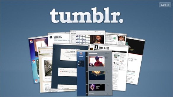 Tumblr's Dashboard Ads