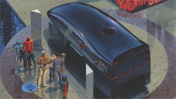"Syd Mead: ""Future (Perfect)"""