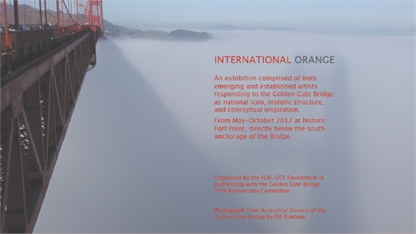 Golden Gate Bridge 75th Anniversary Exhibition