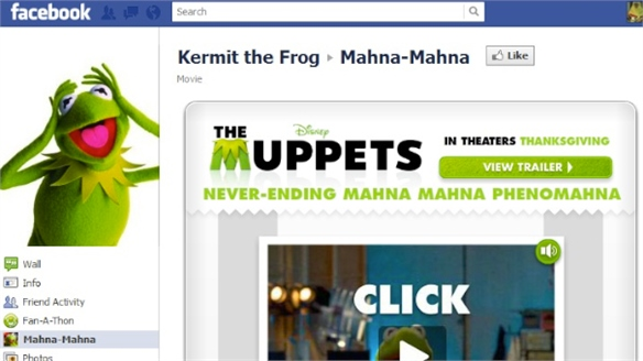 Transmedia for The Muppets
