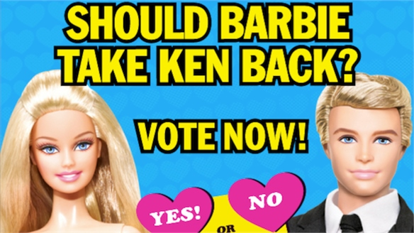 Barbie and Ken: The Endless Affair