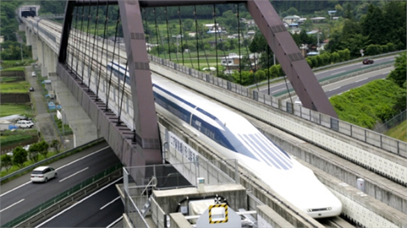 Japan to Host World's Fastest Train